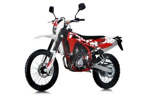 RS 125 R euro4